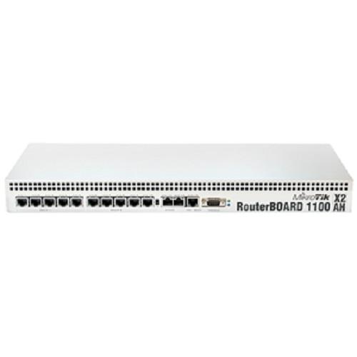 MIKROTIK Router Board [RB1100AHx2] - Router Enterprise